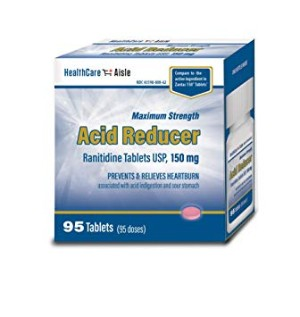 HealthCareAisle Ranitidine Tablets 150mg