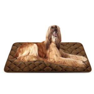 Hero Dog Dog Bed Mat Crate Pad Anti Slip Mattress Washable for Large Medium Small Pets Sleeping