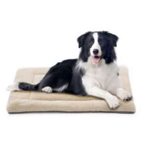INVENHO Dog Bed Mat Comfortable Soft Crate Pad