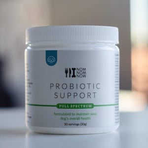 NomNomNow Probiotic Support Full Spectrum