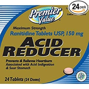 HealthCareAisle Maximum Strength 150 mg Ranit