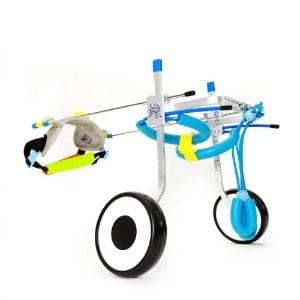 RUNMIND Adjustable XXS Dog Wheelchair