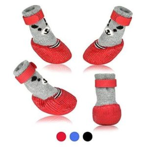 SMARTHING Dog Cat Boots Shoes Socks