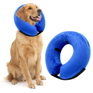 VST Comfortable Protective Inflatable Cone Collar