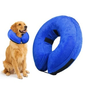 YFFSUN Protective Inflatable Collar for Dogs
