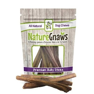 Nature Gnaws Jumbo Bully Sticks