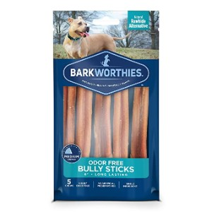 Barkworthies Odor Free Bully Sticks