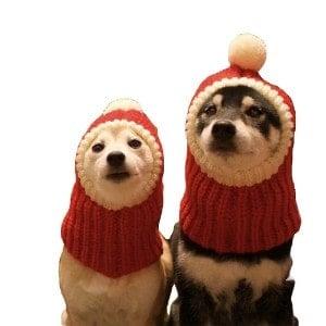NACOCO Funny Christmas Dog Hat
