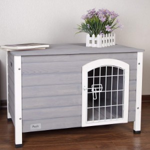 Petsfit Indoor Wooden Pet House