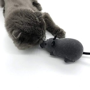 Mew Electric Remote Control Mouse