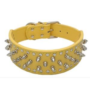 Avenpets Leather Dog Collar