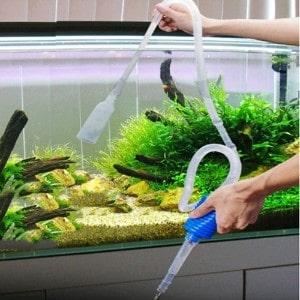 Baost 1.7m Aquarium Gravel Siphon