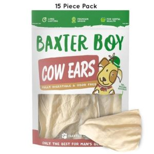 Baxter Boy Prime Tender & Hearty Thick Cow Ears