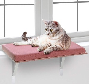 Bundaloo Cat Window Perch Bed
