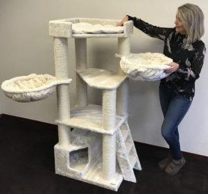 Cat Tree for Large Cats by Cat Tree King
