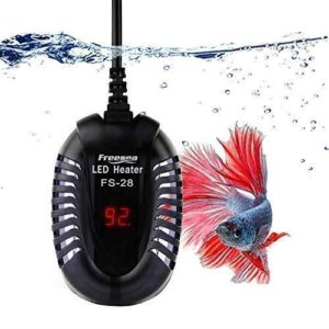 FREESEA 50 Watt Aquarium Fish Tank Heater
