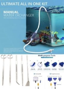 InABox Fish Tank Cleaning Kit