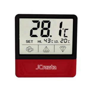 JCreate Fish Tank Thermometer