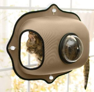 K&H Pet Products EZ Mount Bubble Pod
