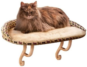 K&H Products Kitty Sill Deluxe