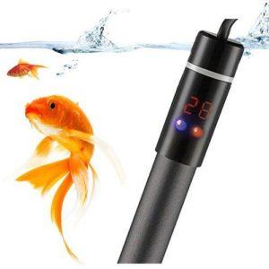 MWGears 500W Deluxe Submersible Aquarium Heater