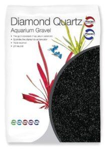 Pisces 11 lb Diamond Black Gravel