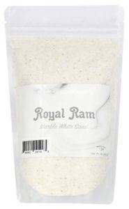 Royal Ram Natural White Marble Sand