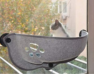 Ying-D Cat Window Perch Hammock