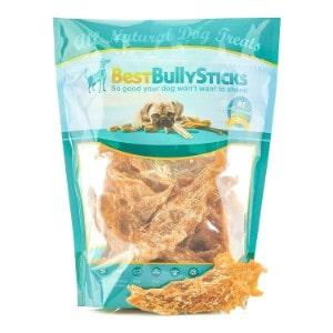Best Bully Sticks Premium Chicken Jerky Dog Treats