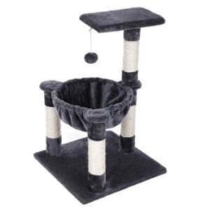 FEANDREA Cat Tree Condo House