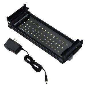 Honpal LED Aquarium Light with Extendable Brackets