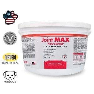 Joint Max Triple Strength Glucosamine for Dogs