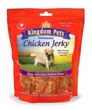 Kingdom Pets Premium Chicken Jerky