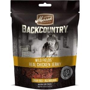 Merrick Backcountry Jerky Dog Treats