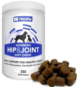 Nootie Glucosamine Chondroitin for Dogs