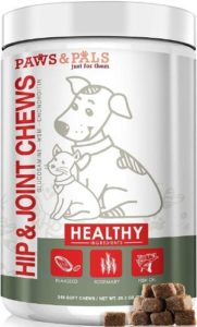 Paws & Pals Glucosamine Supplement for Dogs