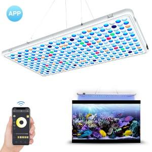 Relassy APP Control LED Aquarium Light