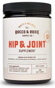 Rocco & Roxie Glucosamine for Dogs