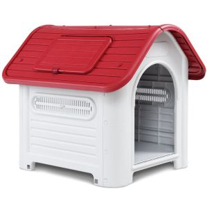 Giantex Outdoor Indoor Pet Dog House