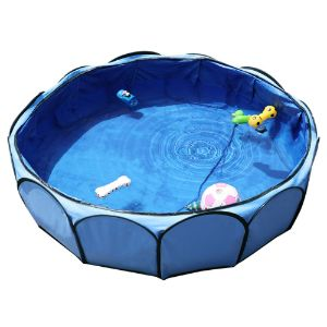Petsfit Leak Proof Fabric Dog Pool