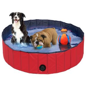 Topeakmart Dog Swimming Pool