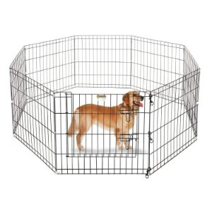 ALEKO Heavy Duty Pet Playpen