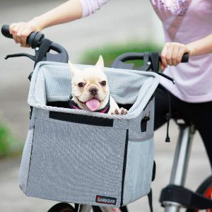 Barkbay Pet Bicycle Basket