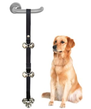 CandyHome Dog Doorbell for Dog Training-min