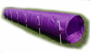 Creative Dog Train 14' Long Dog Agility Tunnel