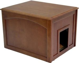 Crown Pet Products Cat Litter Cabinet