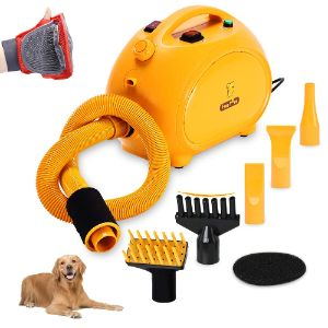 Free Paws 4HP Grooming Professional Dog Dryer-min