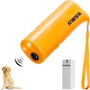 Frienda Ultrasonic 3 in 1 Anti Barking Device