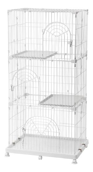 IRIS Wire Pet Cage Cat Playpen