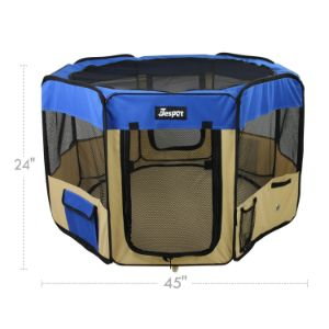 Jespet Portable Pet Playpen